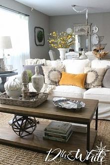 jesienne dekoracje, dekoracje domu jesienią, artykułu do dekoracji domu, pomy...