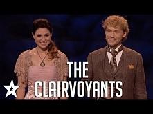 The Clairvoyants Auditions &amp; Performances | America&#39;s Got Talent 2016 Finalist  Są za mocni.. mega !! fanką ich jestem.. Świetni <3
