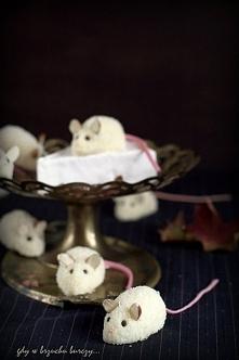 Halloweenowe myszki