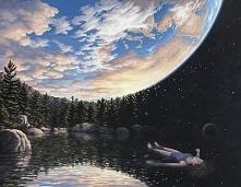 Iluzja w obrazie Roberta Gonsalvesa <3