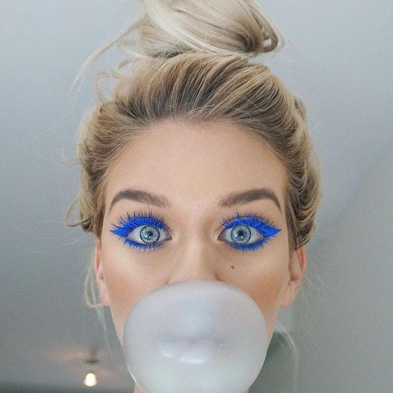 ••blue