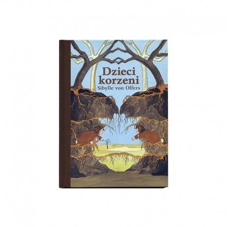 """Książka """"Dzieci korzeni"""" dla dzieci od lat 4 - Pozytywna opowieść o zmieniających się porach roku i krążącej w przyrodzie energii.   Bajkę o istotkach, dzięki którym łąki, pola i lasy budzą się do życia, stają się żywo zielone, pełne wielobarwnych kwiatów i ruchliwych owadów.  Sprawdźcie sami:) Miłego poniedziałku:)"""