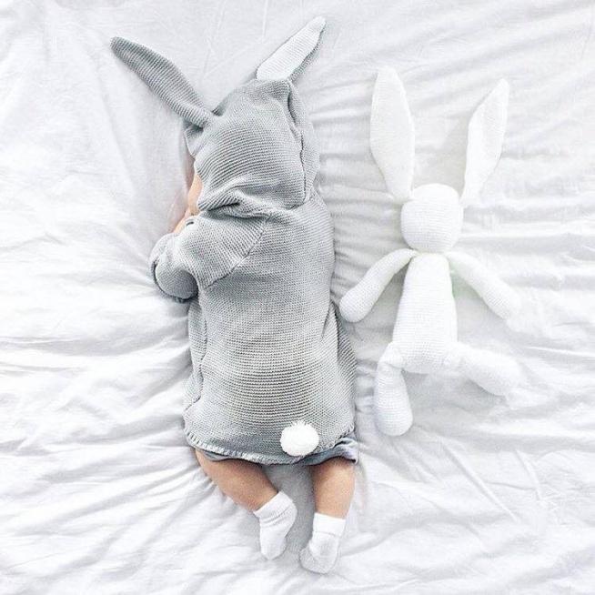 Mały króliczek - Kliknij w zdjęcie aby zobaczyć więcej