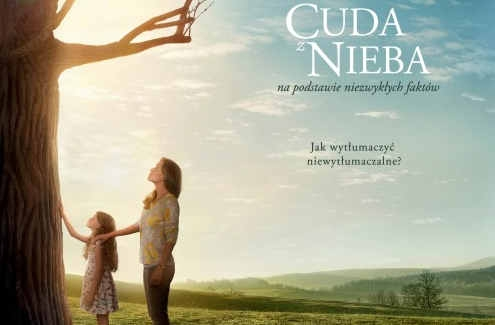 """""""Cuda z nieba"""" Bardzo piękny film kto obejrzy na pewno przyzna i racje. Łapiący za serce każdego czy młodego czy starszego. Pokazuje co w życiu jest najważniejsze.  Polecam"""