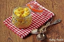 Jaglanka z karmelizowanymi jabłkami