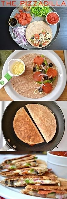 Pyszna tortilla  Szybka wykonaniu i bardzo smaczna. Lubię dodać do niej jeszc...