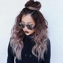 Świetny kolor włosów