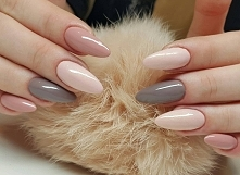 Perfect nude - manicure hybrydowy ♥