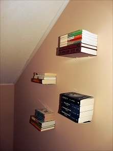 Alternatywa dla zwykłych regałów na książki