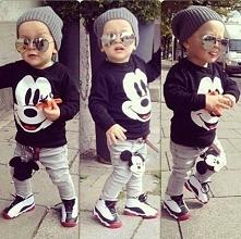 dobra stylizacja dla dziecka, czy już lekka przesada? :)
