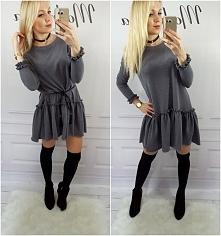Swetrowe sukienki LA MAREA Cała kolekcja dostępna na modneska.pl