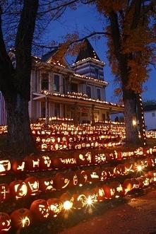 Halloween! Zobacz dekoracje...