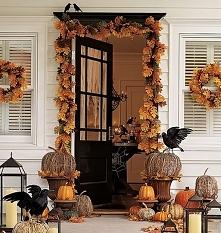 Dekoracje na Halloween - zo...