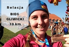 Zapraszam na relację z gliwickiego biegu na 10 km :)