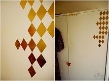DIY ozdobienie szafy