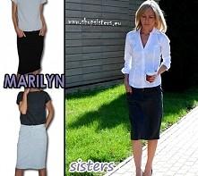 Spódnica MARILYN elegancka ...