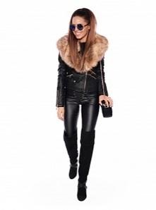 zastanawiam się jeszcze nad tą kurteczką i jej zakupem co myślicie? ;)