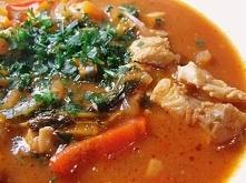 Zupa rybna czyli Cazuela de...