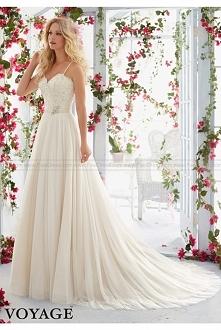 Mori Lee Wedding Dresses Style 6818