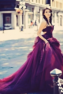 purpurowa