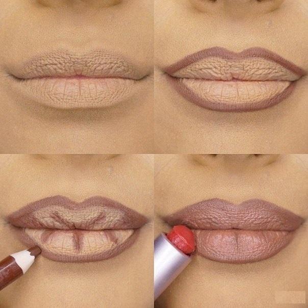 Naturalne sposób na powiększenie ust :)