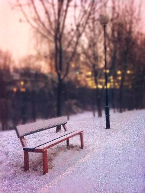 Zima już wkrótce:3