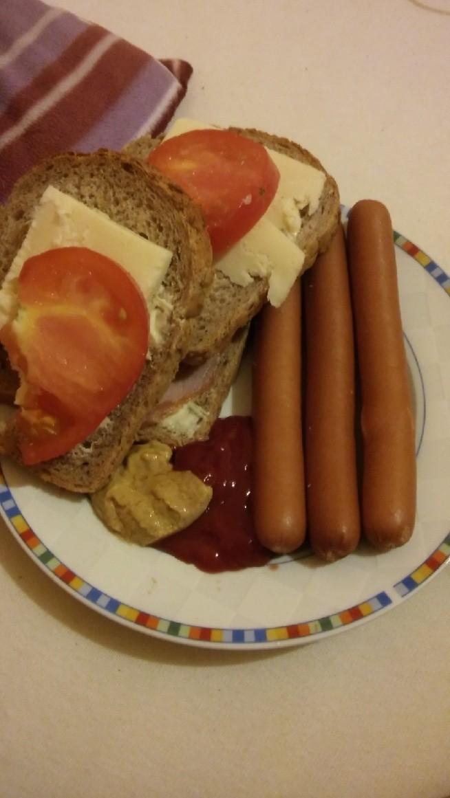 Ulubiona kolacja :)