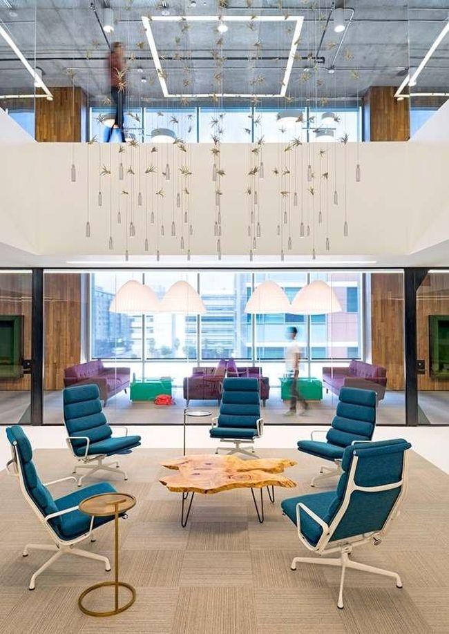 Nowoczesne biuro to nowoczesny design wnętrza! Kreatywne miejsce pracy, nowoczesne wnętrze biurowe - zainspiruj się!