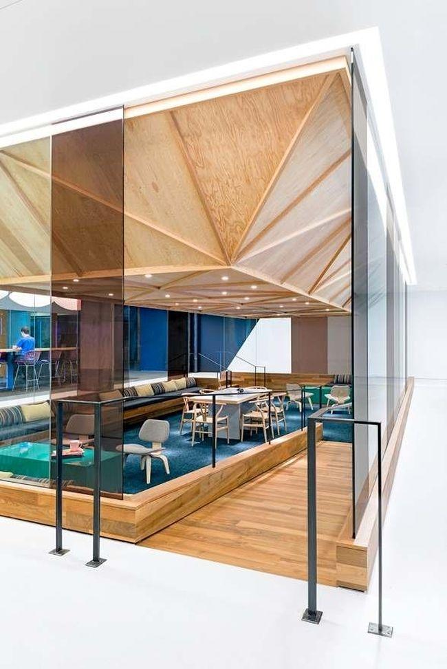 Nowoczesny design biura, kreatywne miejsce pracy - zobacz i zainspiruj się!