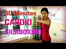 30 Minutes Cardio Kickboxin...