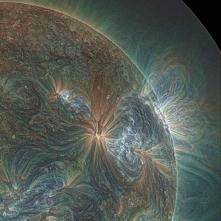 słońce w UV