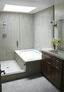 Wanna + prysznic w jednym :...