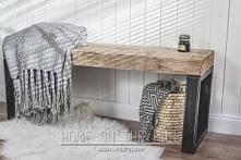 DIY zrób sobie skandynawską ławkę! Instrukcja krok po kroku jak taką samodzie...