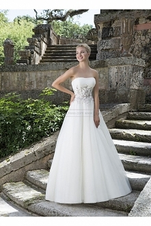 Sincerity Bridal Wedding Dresses Style 3883