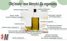 Olej lniany :)