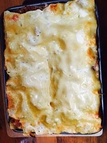 Pyszna lasagne bolognese :)