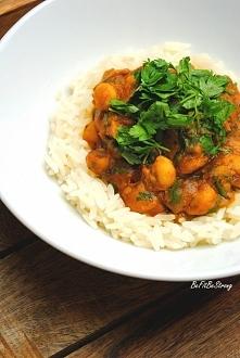 Rozgrzewające curry indyjskie z polędwiczką, dynią i cieciorką. Przepis po kl...