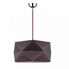 Nowoczesna lampa z kloszem z tkaniny. Wisząca lampa Finja z kolekcji firmy SpotLight jest doskonałym dodatkiem do mieszkań, domów czy poczekalni zaprojektowanych w nowoczesnym a...