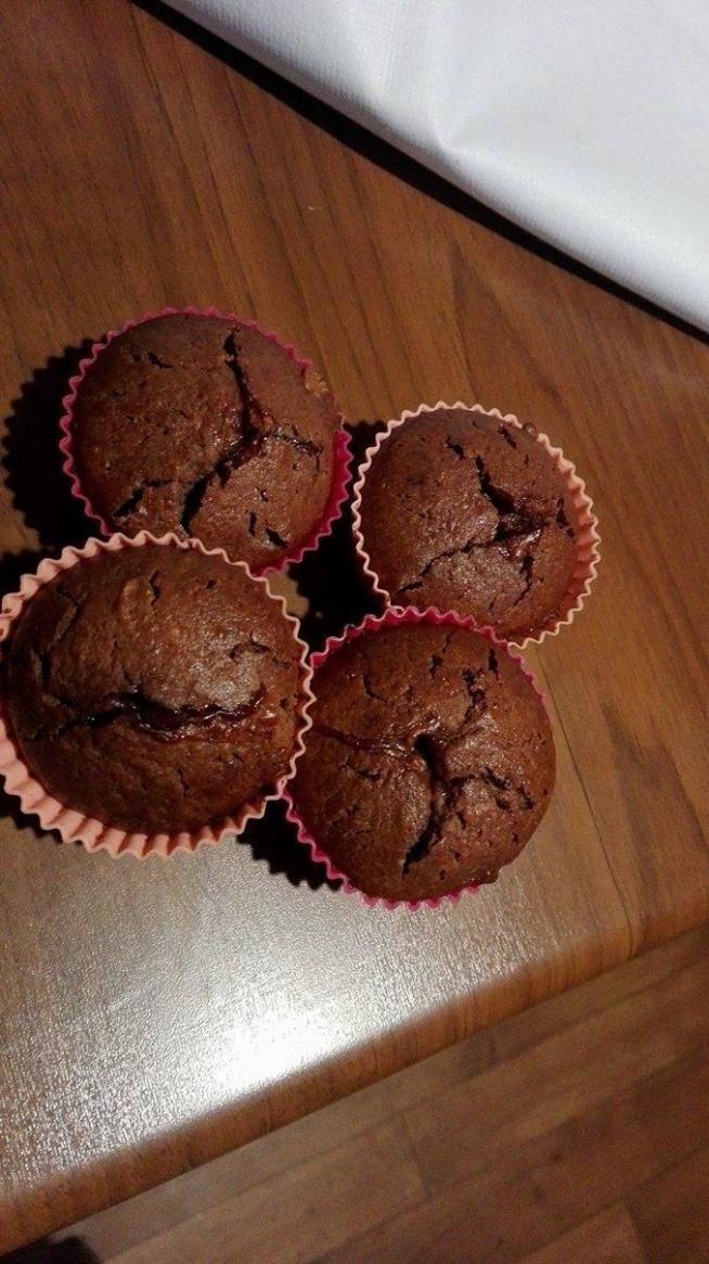 Pyszne muffiny piernikowe z jednego jajka ;) Banalnie proste do wykonania i przepyszne :D