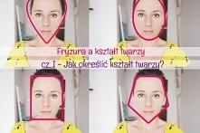 Potrafisz określić swój kształt twarzy? Pokażę Ci jak krok po kroku dojść do tego jaki kształt ma Twoja twarz.