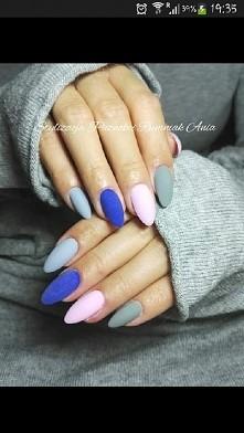#manicure #hybrid #nails