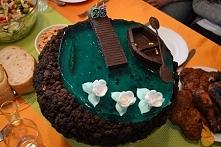 Tort urodzinowy dla wędkarz...