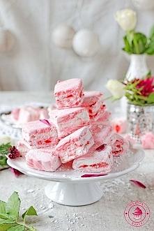 Pianki marshmallows - Wypieki Beaty