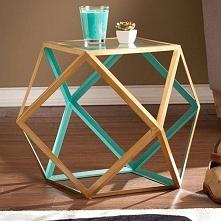 Dekoracje geometryczne w każdym wnętrzu znajdą swoje miejsce, co sądzicie?