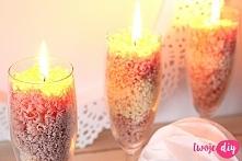 Najprostsze świece handmade - zobacz na twojediy.pl