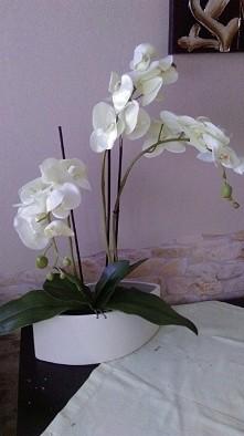 Storczyk ręcznie robiony 130 zł. Zapraszam na facebooka: Storczyki-handmade-1...
