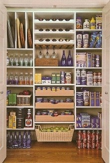 kuchnia i organizacja