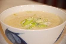 Pani Kasia przesłała mi przepis na zupę krem z pora, jest to zupka mocno rozgrzewająca.   Po przepis klikamy w fotkę :)