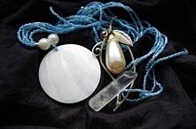 SELENIT - KAMIEŃ USPOKOJENIA Jest jednym z kryształów, które posiadają bardzo...