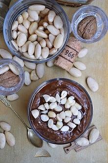 mus czekoladowy z awokado <3